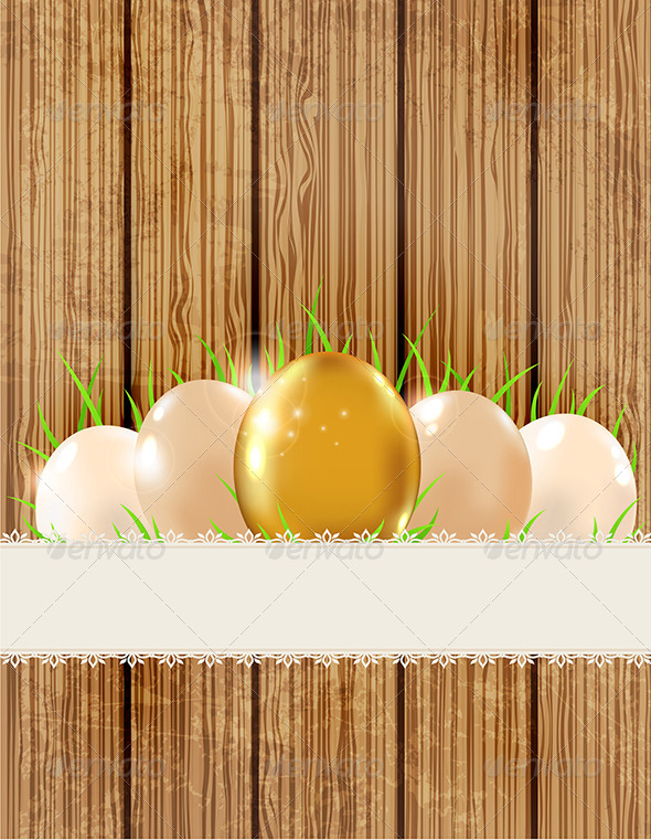 GraphicRiver Easter Background 4310701