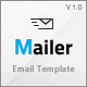 Mailer - Responsive Email Template - ThemeForest Item for Sale
