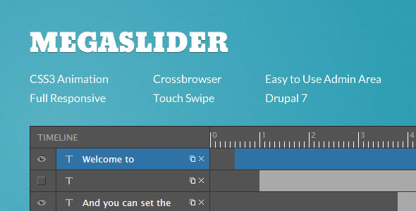 Mega Slider - CodeCanyon Item for Sale