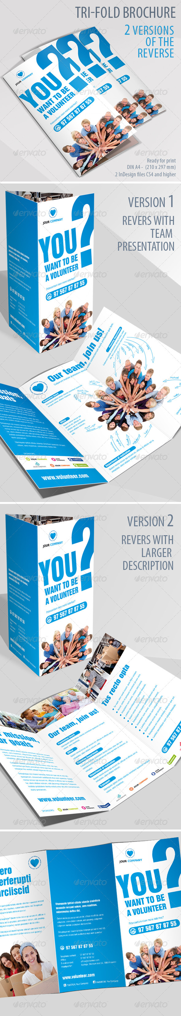 GraphicRiver Tri-Fold Brochure 4321495