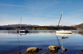 View of Lake Windermere with two boats - PhotoDune Item for Sale