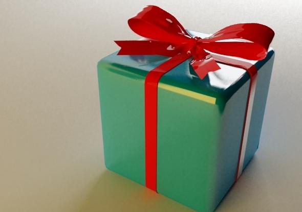 3DOcean Gift 4302986