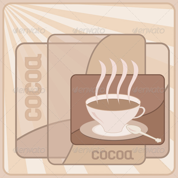 GraphicRiver Cup of Cocoa 4322114