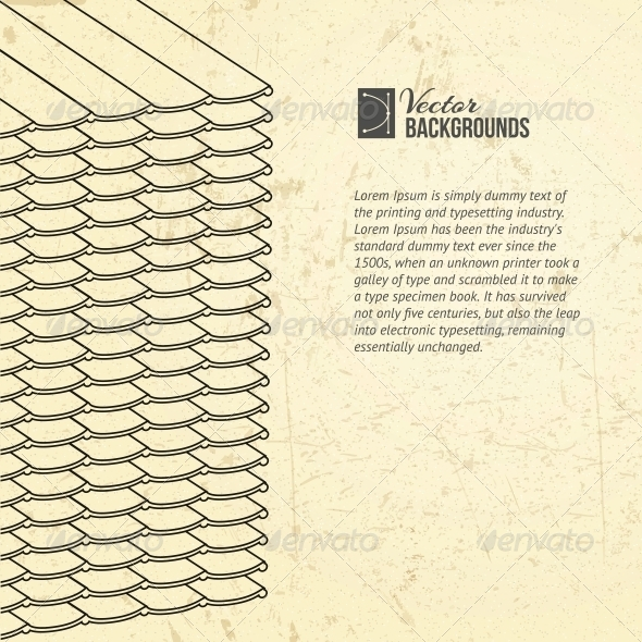 GraphicRiver Pile of Roofing Tiles Packaged 4323926