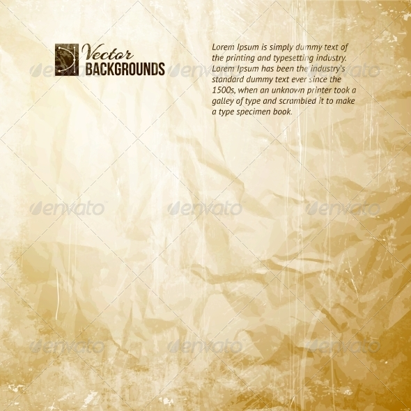 GraphicRiver Old Paper Texture 4324117