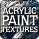 Acrylic Paint Textures - GraphicRiver Item for Sale