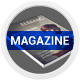EleMag 50 Pages Magazine - GraphicRiver Item for Sale