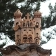 Terracotta sculpture of a church - PhotoDune Item for Sale