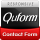 Quform – Responsive Ajax Contact Form