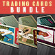 Retro Trading Cards Bundle - GraphicRiver Item for Sale