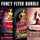 Fancy Flyers Bundle - GraphicRiver Item for Sale