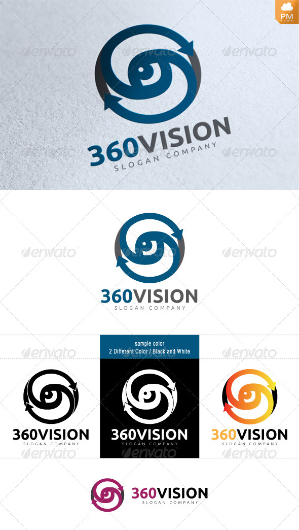 GraphicRiver 360VISION 4333085