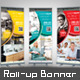 Corporate Roll-up Banner - Expert Pro - GraphicRiver Item for Sale