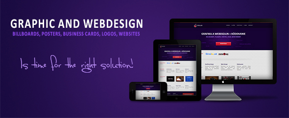 Crealab.sk - Websites and graphic design