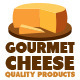 Gurmet Cheese Logo - GraphicRiver Item for Sale