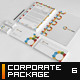 Pentagon Design - Corporate identity - GraphicRiver Item for Sale