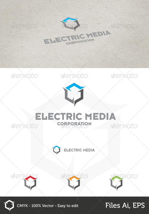 GraphicRiver Electric Media 4254390