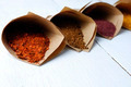 Paper envelopes with spices - PhotoDune Item for Sale