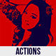 20 Poster Actions - GraphicRiver Item for Sale