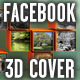 FB 3D Box Cover - GraphicRiver Item for Sale