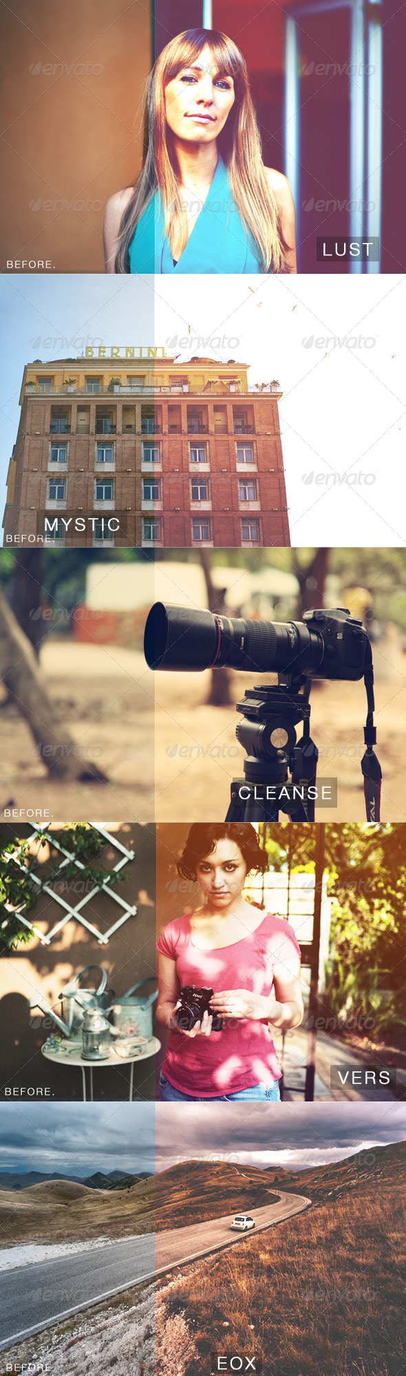 GraphicRiver Vintage Summer PS Photo Actions V3 4237145