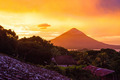 Vulcano On Sunset - PhotoDune Item for Sale