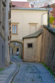 A small narrow street - PhotoDune Item for Sale