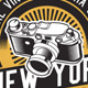 vintage camera club tees - GraphicRiver Item for Sale