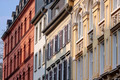 Facades in the old town of Wiesbaden - PhotoDune Item for Sale