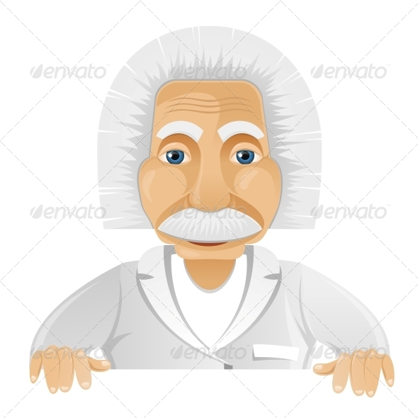 GraphicRiver Einstein 4348032