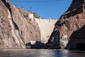 Hoover Dam and the Colorado River - PhotoDune Item for Sale