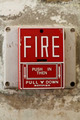 Fire Alarm - PhotoDune Item for Sale