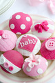 Baby shower cupcakes - PhotoDune Item for Sale