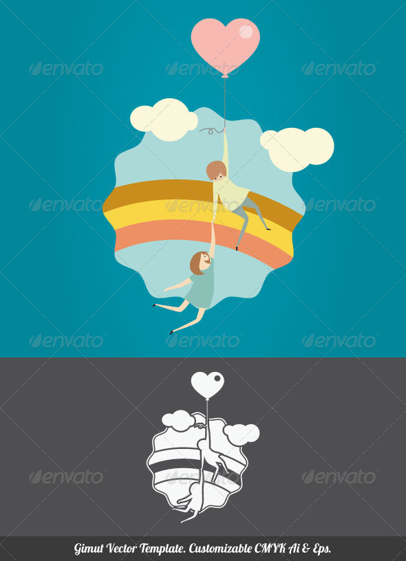 GraphicRiver Gimut Vector Template 4199709
