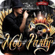 Mob Party Flyer Template - GraphicRiver Item for Sale