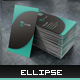 Ellipse Business Cardvisid