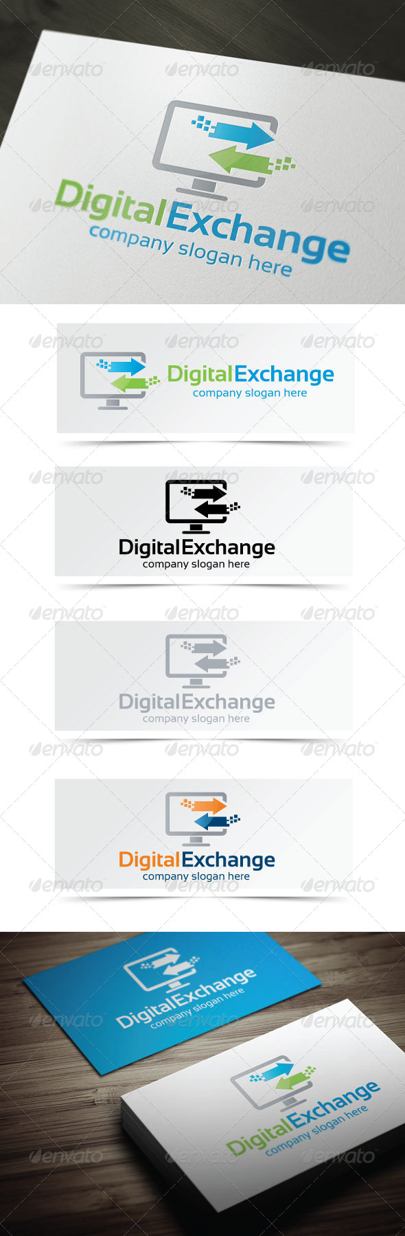 GraphicRiver Digital Exchange 4355928