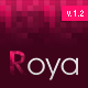 Roya - Responsive AJAX Portfolio WordPress Theme - ThemeForest Item for Sale
