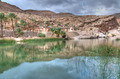 Recreation park in a wadi in Oman - PhotoDune Item for Sale
