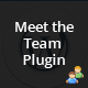 Meet The Team Plugin - CodeCanyon Item for Sale