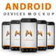 Android Devices Mockup - GraphicRiver Item for Sale