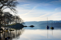 Morning sunlight on Lake Windermere - PhotoDune Item for Sale
