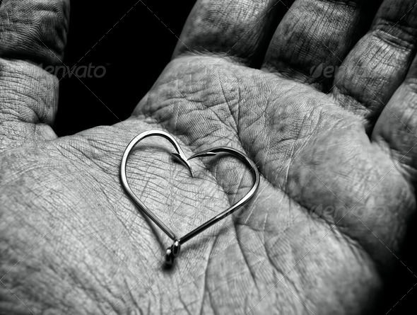 Fisherman's Love - Stock Photo - Images