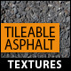 20 Tileable Asphalt Texture Photoshop Patterns - GraphicRiver Item for Sale