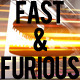 Fast And Furious Transitions - VideoHive Item for Sale