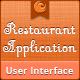 Restaurant Application - GraphicRiver Item for Sale