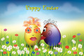 Happy Easter Card 4 - PhotoDune Item for Sale
