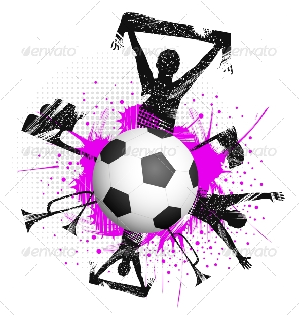GraphicRiver Ball in Game 4367953