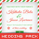 Wedding Invitation Package - Love Mail - GraphicRiver Item for Sale