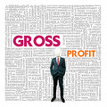 Business word cloud for business and finance concept, Gross Prof - PhotoDune Item for Sale